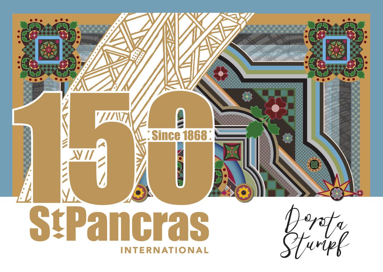 St Pancras 150 years